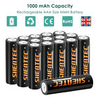 Rechargeable AA AAA C D Size Batteries 1500 Cycles Ni-MH Battery- Multiple Sizes