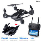 Foldable Quadcopter 2.4G 6-Axis Drone RC Drones One-key Return Altitude Hold