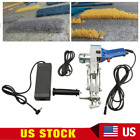 Electric Carpet Tufting Gun Loop Pile/Cut Pile Carpet Weaving Flocking Machine