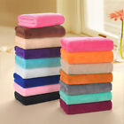 Ab_ Microfiber Towel Absorbent Quick Dry Shower Salon Barber Shop Hair Drying Ey