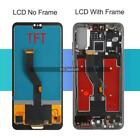 TFT For Huawei P20 Pro CLT-AL01 CLT-L29 Full LCD Display TouchScreen Replacement