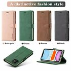 For Iphone 11 Pro Xs Max Xr 6 7 8 Plus Luxury Leather Flip Card Slot Wallet Case