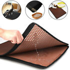 Double Cat Litter Box Trapper Mat Pad Large Honeycomb with Waterproof Base Layer