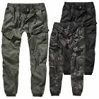 Brandit Ray Vintage Trousers Cargo Hose Pants Jeans Stretch Army S-3XL
