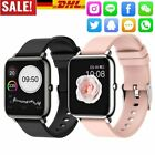 Smartwatch P22 Bluetooth Uhr Curved Display Android iOS Samsung iPhone Huawei