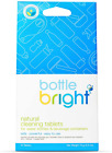 Bottle Bright- All Natural, Biodegradable, Chlorine  Odor Free Water Bottle  H