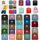 16/20L Fjallraven Kanken Borse Shoulder zaino Travel School Casual Zaino Xmas IT