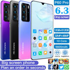 "7.1"" Dual Sim Quad Core Android 10 Smartphone 12g+512gb Unlocked Mobile Phone Tt"