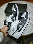 Air Jordan 1 Mid White Shadow GreenHigh Top Basketball Turnschuhe 40-45 NEW