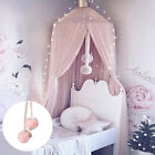 Ee_ Chiffon Balls Home Bed Net Hanging Decoration Ornament Accessories Gift Allu