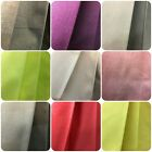 100% Cotton Natural Warm Texture Colours Curtain Fabric Material 137cm wide P6HE