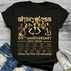 Shameless 09th Anniversary 2011-2020 Thank You For The Memories T-Shirt