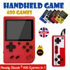 Retro Mini Handheld Video Game Console Built-in 400 Classic Games Gameboy-double