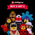 Brand New Lego Minifigures Series 21 [CHOOSE YOUR FIG]  (71029)  **BUY 3 GET 1**