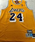 Kobe Bryant #24 Vintage Los Angeles Lakers basketball jersey men's new