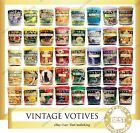 Yankee Candle - VINTAGE VOTIVES - You Pick - 1.75 oz - Many Discontinued Scents!