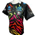 ZEBRE Rugby Errea Mens Home Rugby Union Jersey 2018-2019 NEW Shirt Maglia