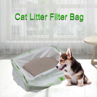 7pcs Cleaning Liners Kitten Cat Litter Filter Bag Pet Supplies For Recycling