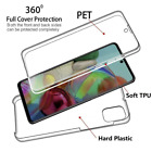 360 Full Protection Gel Silicone Case Cover For Samsung Galaxy S20 FE S Series