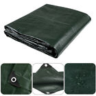 Heavy Duty Poly Tarp Cover Waterproof Canopy Tent Boat RV Pool Shelter Camping