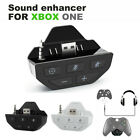 Stereo Headset Audio Adapter Sound Enhancer For Xbox One S X Elite Controller