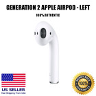 Apple AirPods 2nd Gen New - Left, Right, or Wireless Charging Case Replacement