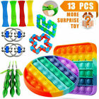 US Fidget Toys Set Sensory Toy Pack For ADHD Stress Relief and Anti-Anxiety Gift