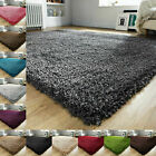 Large Shaggy Rug Thick Soft Hallway Runner Carpet Living Room Deep Pile
