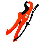 6 Inches Locking Solid Floating Fishing Plier Jaw Design Lip Grip Easy Use