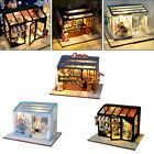 DIY Miniature Doll House Modern with Furniture Toy Adults Birthday Gift