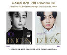 New BTS DICON 10th MAGAZINE Goes On Dispatch 2021 Vol.10+Gift Jungkook