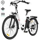 VIVI 350W 7 Speed Electric  Electric Bicycle 26