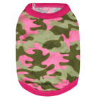 New Small Medium Dog Camouflage Clothes Pet Puppy Costume Dog Cat Apparel Vest