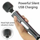 USB Mains Powered Magic 30 Vibrating Wand - Full Body Sports Massager BIG Power