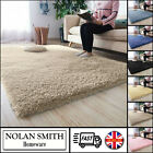 Promotion——fluffy Anti Slip Shaggy Carpet Mat Living Room Floor Bedroom Area Rug