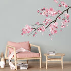 Large Cherry Blossom Flower Wall Stickers Art Decal Home Room Decor - Japanese