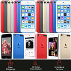 NEW Apple iPod Touch 5th 6th 7th Generation 16/32/64/128/256gb Unopened-Warranty