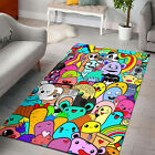 HOT SALE - Cartoon Characters Area Rug Living Room, Anti Skid, Home Decor
