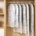 Home Closet Hanging Dust Proof Bag Organizer Non-woven Fabric Cover Foldable