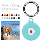 For Apple AirTag Silicone Case Cover AirTags Tracker Keychain Sleeve Shell Skin
