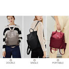 Waterproof Oxford Casual Anti Theft Lady Large Capacity Women Backpack Solid