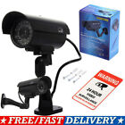 Dummy Security Camera Fake LEDs Flashing Light Home Surveillance Waterproof New