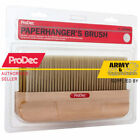 Prodec Wallpaper Hanging Kit Trimming Edge Rollers Brushes Smoothers Trade Tools