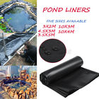 Fish Pond Liners Gardens Pools HDPE Membrane Reinforced Landscaping 0.33mm  new