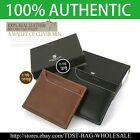OMNIA MEN'S GENUINE LEATHER WALLET/Purse MW601S