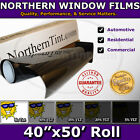 Window Tint UV Solar Film 40x50 Roll car home office D