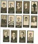 CIGARETTE CARDS.F & J SMITH 1902--1915 VARIOUS SCARCE CARDS