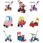TODDLER RIDE ON CARS, COZY COUPES, FERRARI, BIKES & TRIKES AGE 6 MONTHS+ NEW