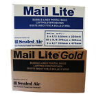 20 x Mixed Large Sizes ~ Mail Lite Sealed Air Padded Postal Envelopes / Bags
