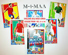 Choose ENGLAND MATCH ATTAX EURO 2012 Base Cards or STAR PLAYER Free UK P&P